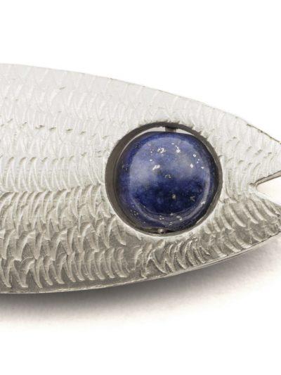 pendente sardina lapislazzuli